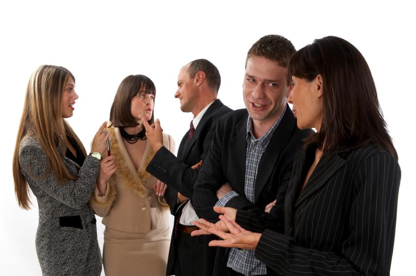 Разговоры в обществе