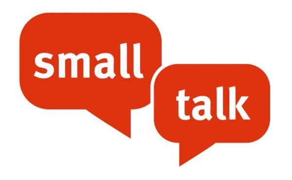 Small talk: Искусство маленькой беседы